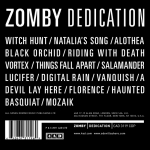 Zomby-Dedication